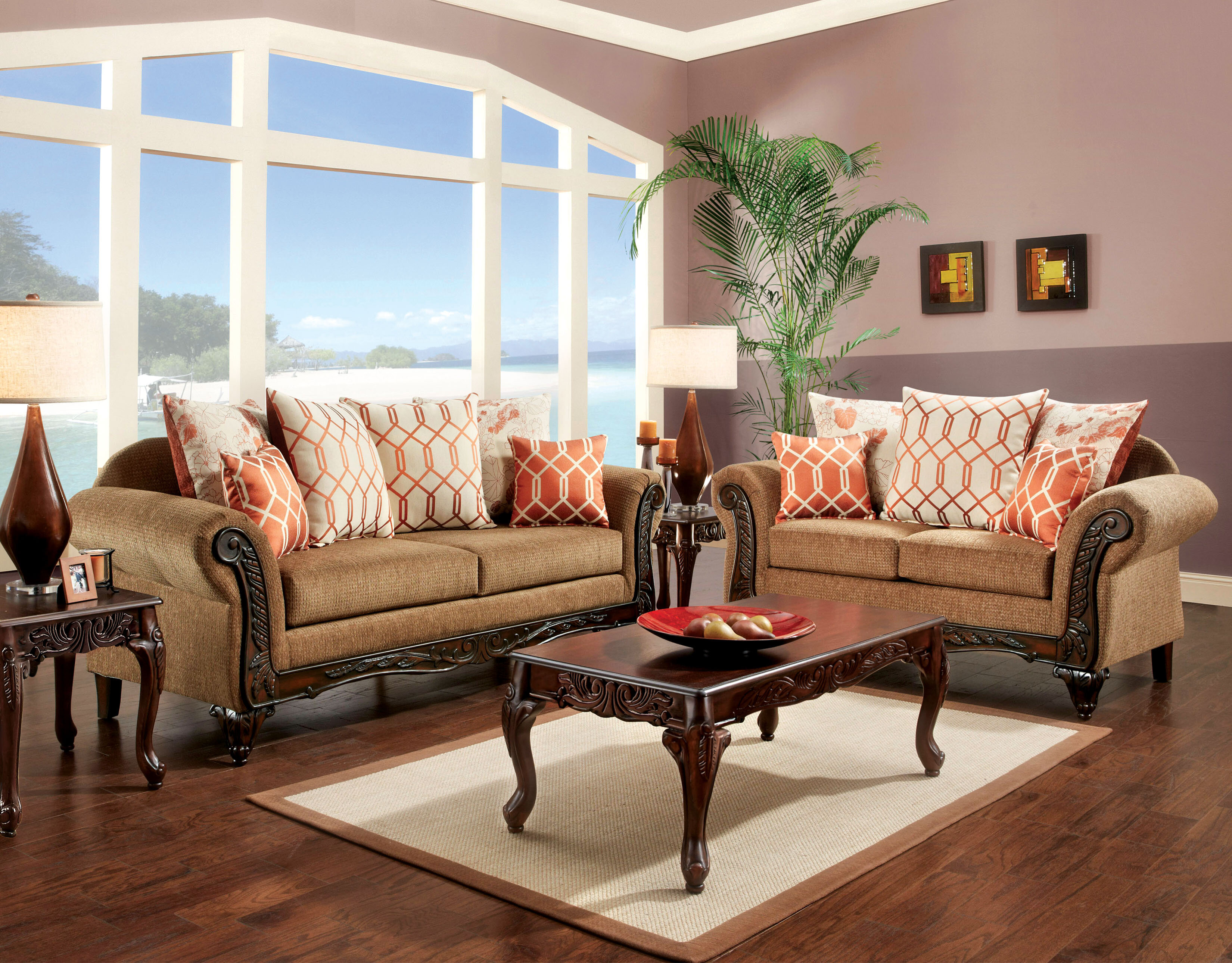 Hokku designs pascal configurable living room set wayfair