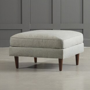 Carson Ottoman by Wayfair Custom Upholstery™