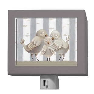 Oopsy Daisy Forest Families - Birds Night Light