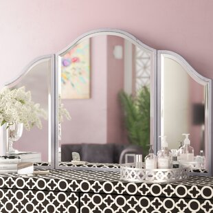 Rosdorf Park Emerita Bathroom/Vanity Mirror