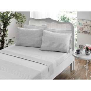 Stripes 100% Cotton Sheet Set