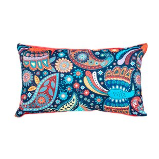 Abeyta Chennai Outdoor Lumbar Cushion Image