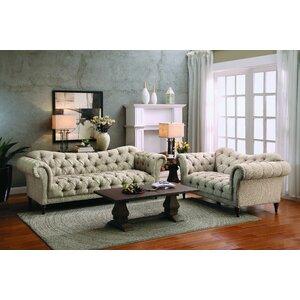 Burna Configurable Living Room Set