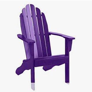 Ashmount Wood Adirondack Chair by Breakwater Bay