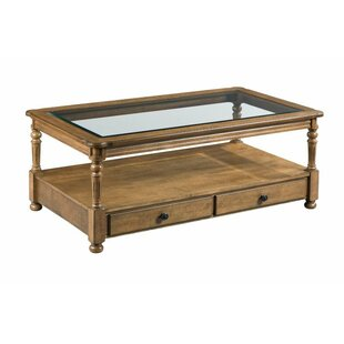 Charlton Home Serena Coffee Table with Storage