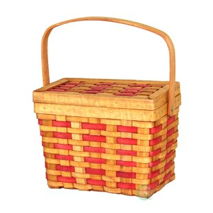 Panier à pique-nique en bois de Chipwood pour 2 personnes 7EJNLmB0N
