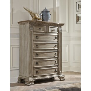 Astoria Grand Chirk 7 Drawer Chest