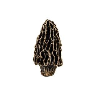 Morel Mushroom Novelty Knob