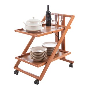 Moline Serving Cart By ClassicLiving