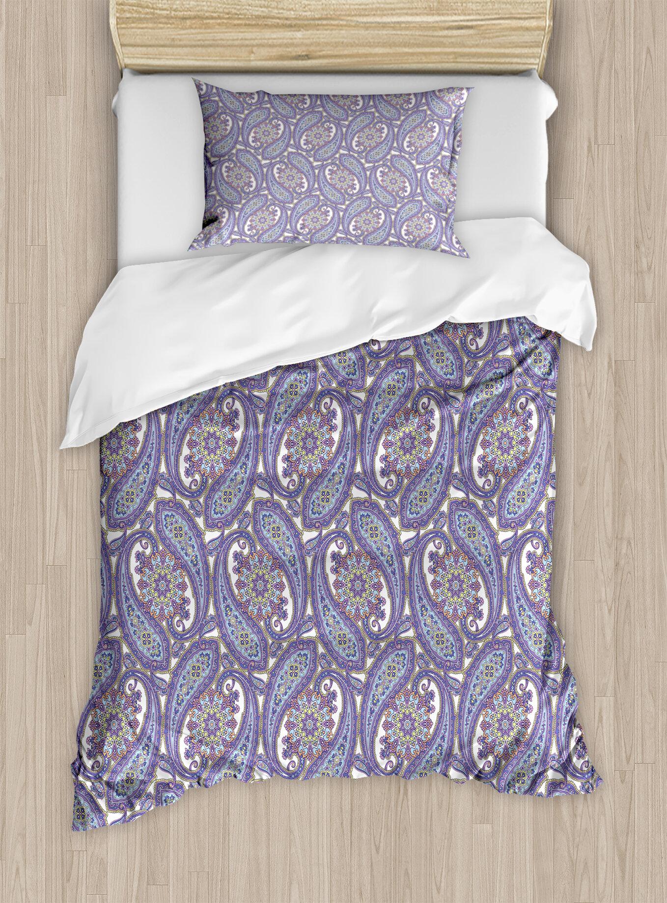 Kess InHouse Dawid ROC Cool Roses-Floral Stripes Featherweight Sham 30 X 20