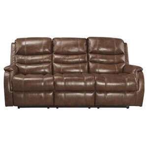 Barstow Reclining Sofa by Loon Peak
