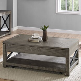 Yeghia Lift Top Coffee Table With Storage By Gracie Oaks