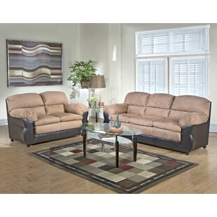Tanna 2 Piece Living Room Set by Latitude Run