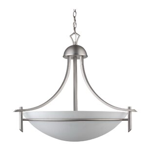 Whitfield Lighting Kelsey 3-Light Bowl Pendant