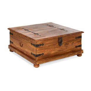 Gentil Treasure Chest Coffee Table | Wayfair.co.uk