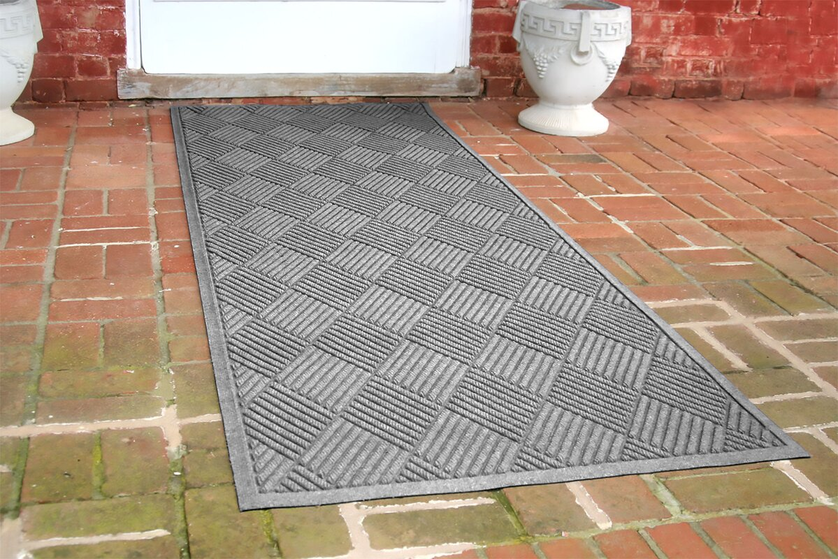 Bungalow Flooring Aqua Shield Diamonds Doormat & Reviews | Wayfair