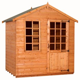 6.5 X 5 Ft. Shiplap Summer House By Tiger Sheds