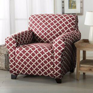 Brenna Box Cushion Armchair Slipcover