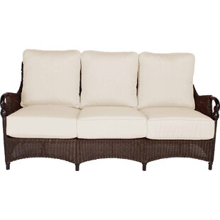 Montego Bay Sofa with Cushions by Acacia Home and Garden