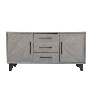 Fiskeville Acacia Buffet Table by Union Rustic