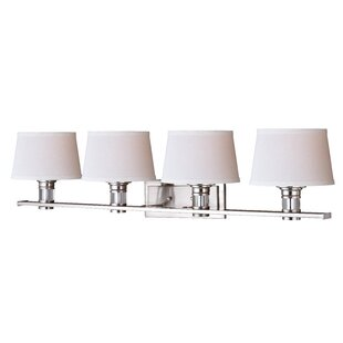 Find the perfect Fielding 4-Light Vanity Light By Three Posts