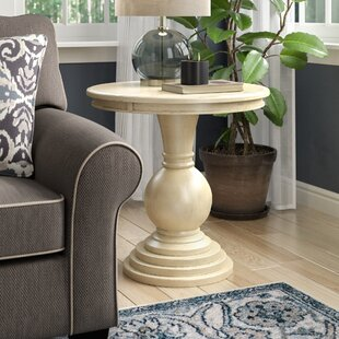 Hagedorn End Table by Alcott Hill