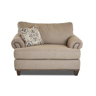 Gracie Oaks Shawna Chair and a Half