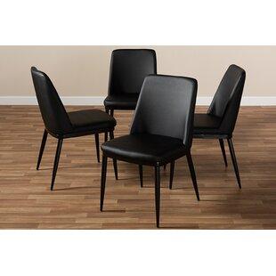 Maryann Upholstered Dining Chair (Set of 4) by Brayden Studio