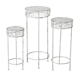 Jagger 3-Piece Nesting Plant Stand By Lily Manor
