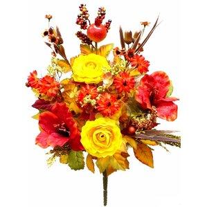 Floral Arrangements Pictures artificial flower arrangements you'll love | wayfair