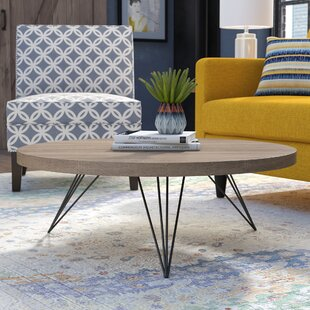 Reviews Treece Coffee Table By Mercury Row