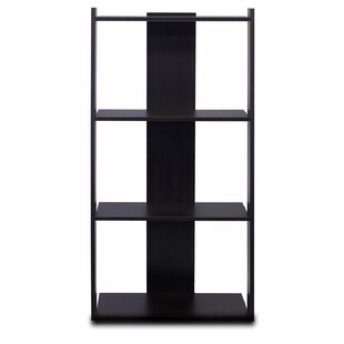 Hildebrand Standard Bookcase by Symple Stuff