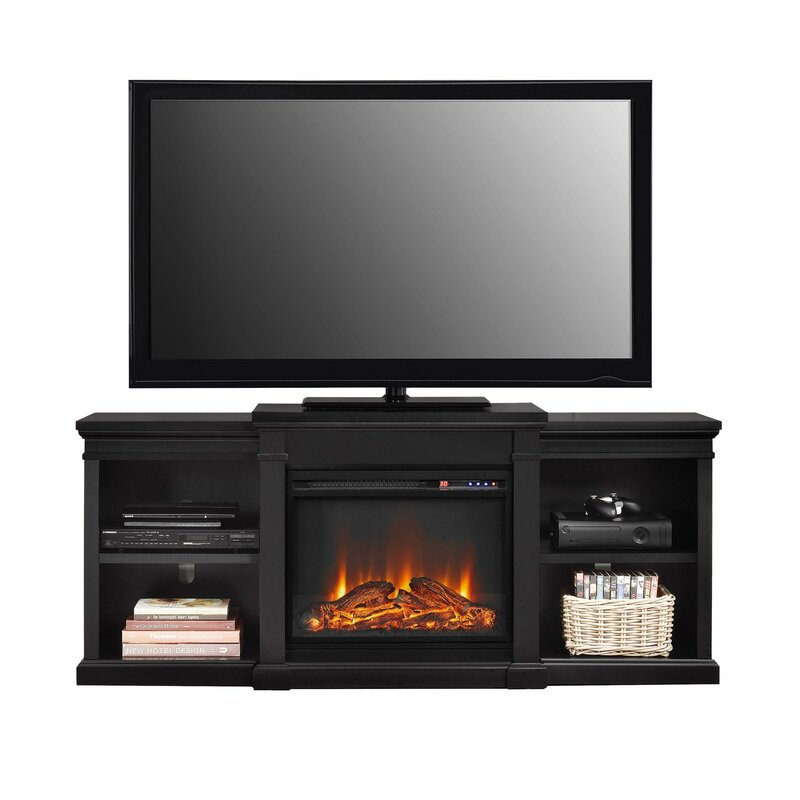 Stowe Tv Stand For Tvs Up To 70 With Fireplace Reviews Joss Main