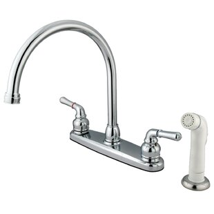 White Kitchen Faucets You Ll Love Wayfair