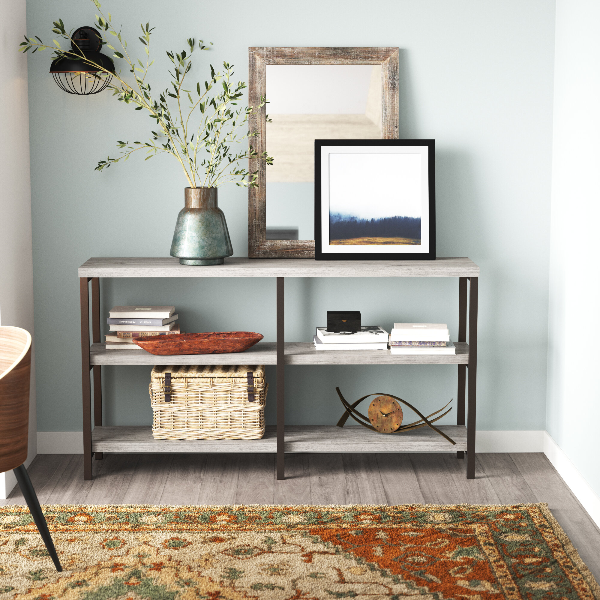 Tall (over 35 in.) Console Tables | Free Shipping Over $35 | Wayfair