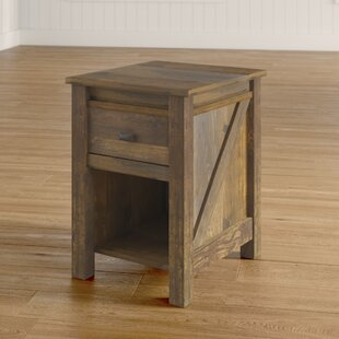 Look for Cleveland 1 Drawer Nightstand ByGracie Oaks