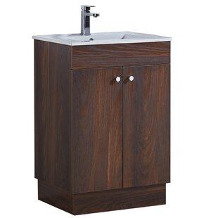 23.3 Single Bathroom Vanity Set By InFurniture