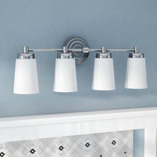 Ebern Designs Figueroa 4-Light LED Vanity Light