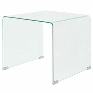 Juliet Tempered Glass Coffee Table By Metro Lane