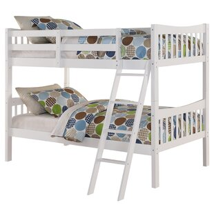 Viv + Rae Root Twin over Twin Bunk Bed
