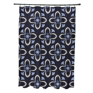 Katrina Single Shower Curtain by Bungalow Rose Read Reviews