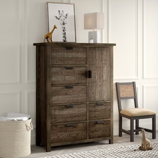 Strasburg 7 Drawer Gentleman's Chest by Greyleigh