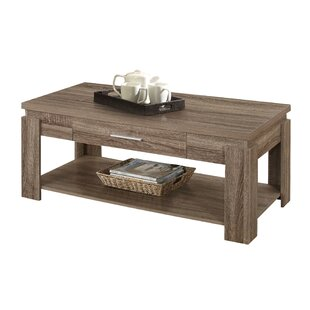 Talbot 1-Drawer Coffee Table by Union Rus..