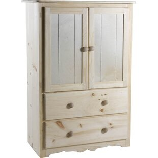 Dracut Super 2 Door Chest by Chelsea Home Furniture