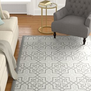 Poole Light Gray/Anthracite Indoor/Outdoor Area Rug