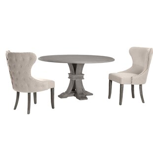 Raven 3 Piece Dining Set