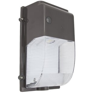 Read Reviews Contour LED Outdoor Flush Mount (Set of 4) By American Lighting LLC