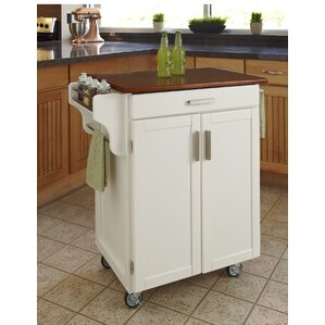 Savorey Kitchen Cart by August Grove