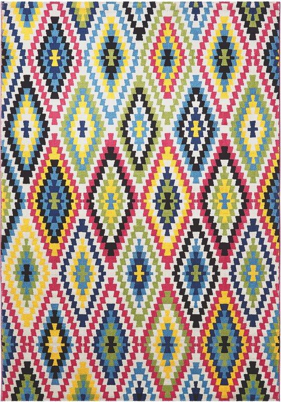 wecon home teppich in mehrfarbig bewertungen. Black Bedroom Furniture Sets. Home Design Ideas