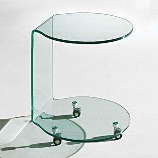 Isobe End Table By Orren Ellis